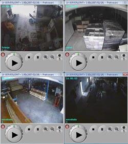 Kamerové systémy Brno- ukázka systému 5